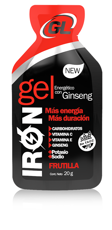 IRON GEL NEW Frutilla