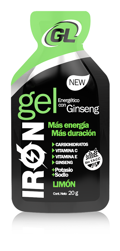 IRON GEL NEW Limon