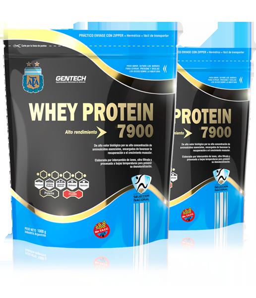 Whey Protein Proteínas Gentech