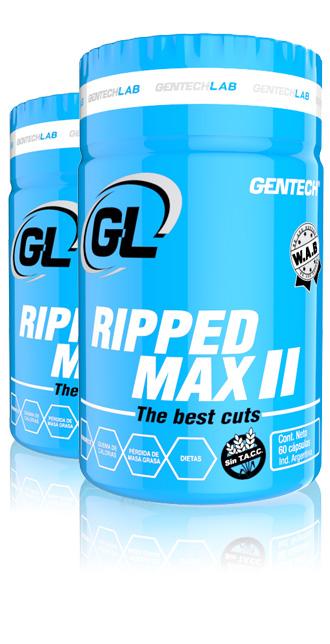 Ripped Max 2 Gentech