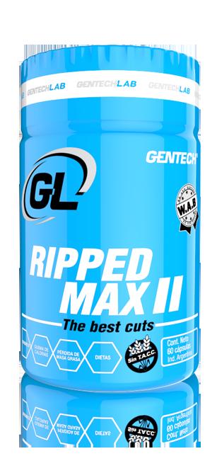 ripped max gentech
