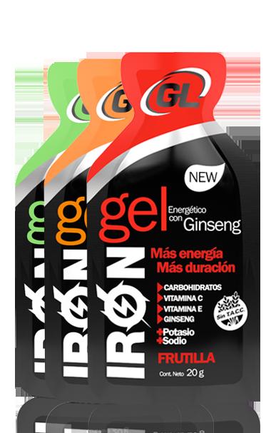 Iron Gel Gentech