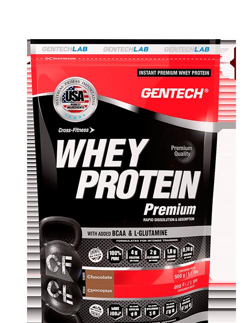 Whey Protein Premium Chocolate