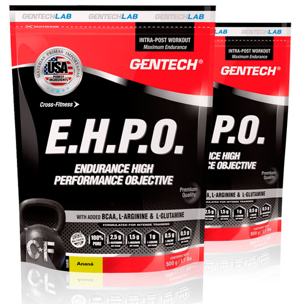 E.H.P.O Endurance High Performance Objetive