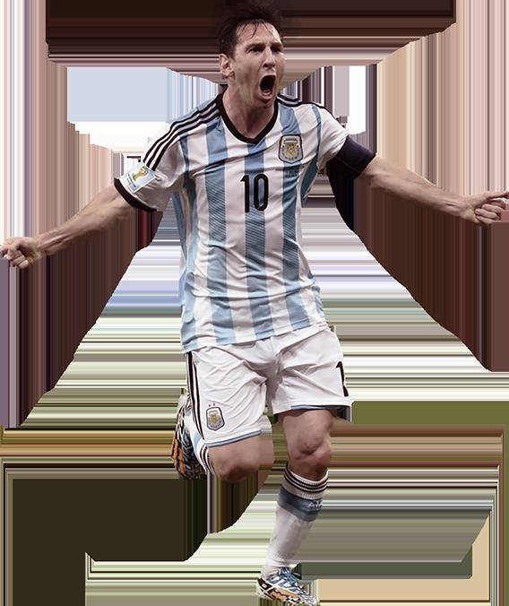 Messi Gentech AFA Oficial