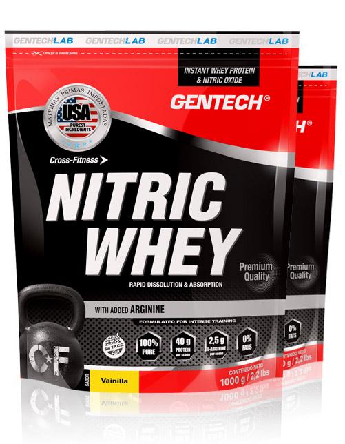 Nitric Whey Gentech
