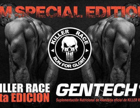 Killer Race Especial Edition Gentech