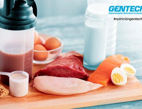 ¿Qué son las #Proteínas? Gentech