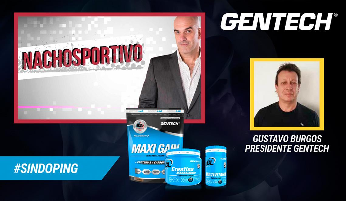 Gustavo Burgos Entrevista Nacho Goano