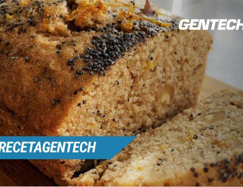 #RecetaGentech: Budin de Naranja con Whey Protein