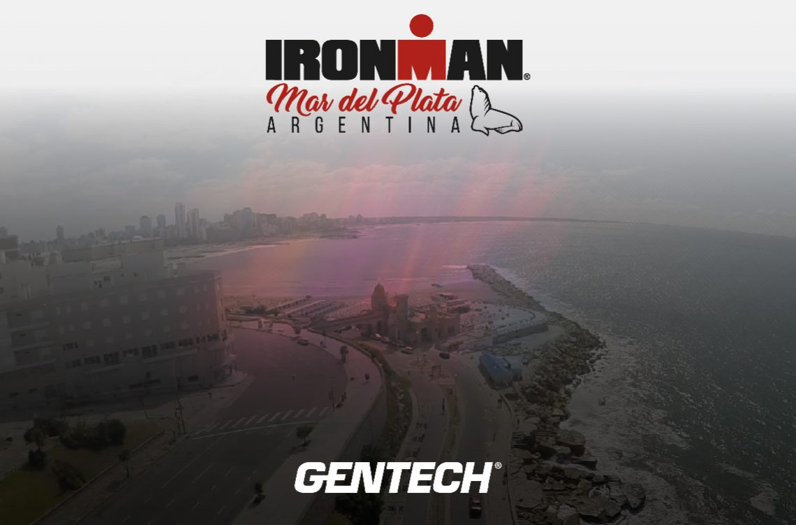Atletismo en Mar del Plata IRONMAN