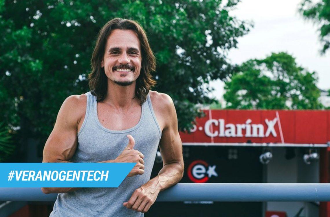 Verano Gentech Cristian Sancho