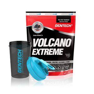 Volcano extreme
