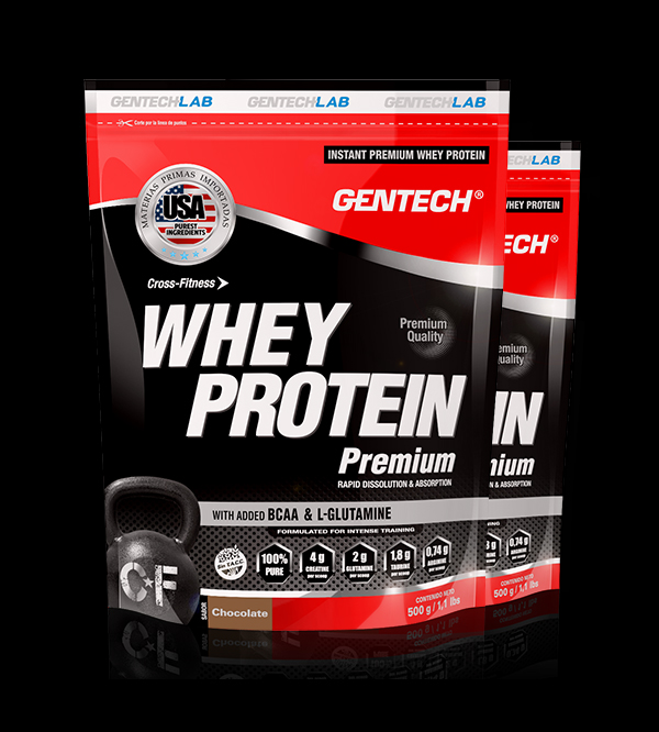 CROSS FITNESS WHEY PROTEIN CHOCOLATE