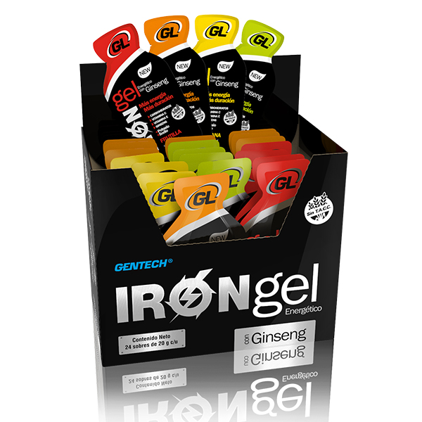 IRON GEL GINSENG