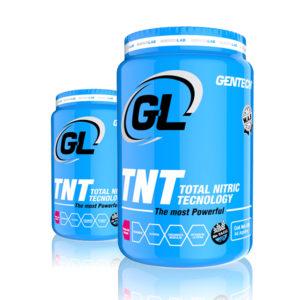 TNT Gentech Suplementacion Deportiva Proteinas Aminoacidos Quemadores