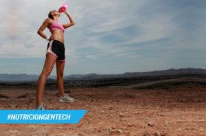 nutricion gentech hidratacion en verano