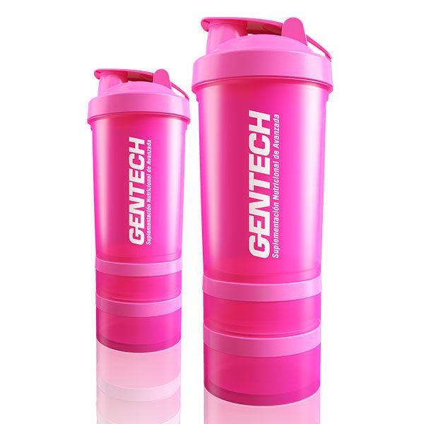 Blender Shaker Gentech Rosa