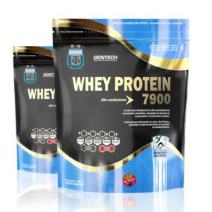Whey Protein 7900 Gentech