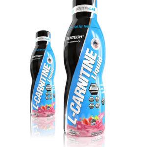 CARNITINA LIQUIDA GENTECH. L-carnitina es una molécula quemadora de grasas. La fabrica el cuerpo a partir del aminoácido lisina y la vitamina C .