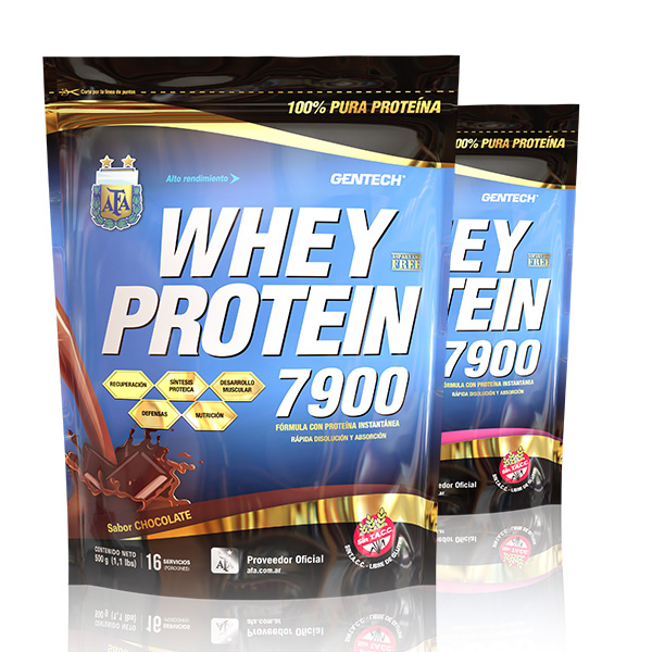 Whey Protein Gentech AFA 7900