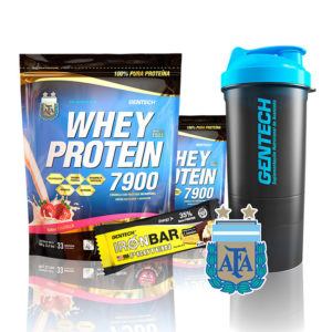 COMBO AFA Whey Protein 7900