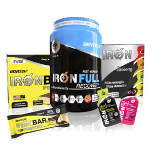 Iron full iron bar proteína y energizante