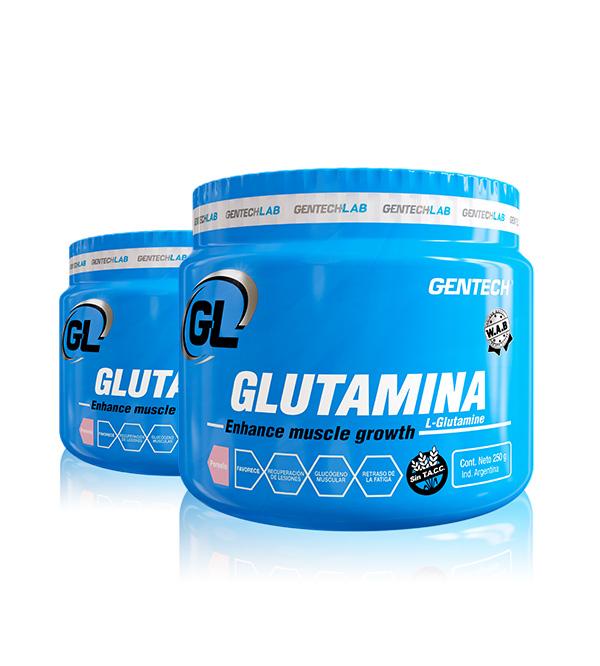 Glutamina es el aminoácido que interviene directamente en la reconstrucción y formación de los tejidos