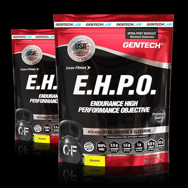 E.H.P.O GENTECH Óxido Nítrico. Aumenta el aporte de nutrientes y oxígeno