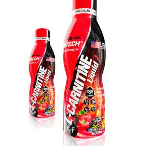 Carnitina Liquida Gentech Quemador de grasas