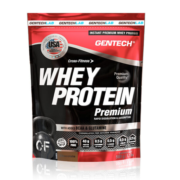 WHEY PROTEIN PREMIUM CROSS FITNESS CHOCOLATE