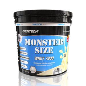 monster size gentech